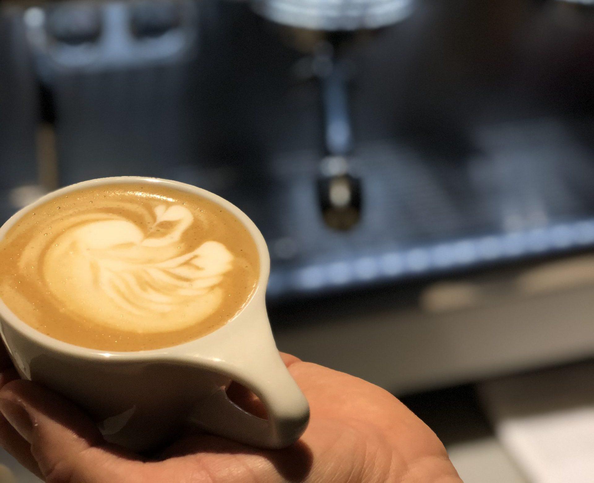 DAS CAFE – Unterseite